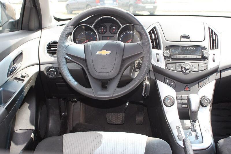 Аренда авто Chevrolet Cruze 2013 г.в. - фото 3