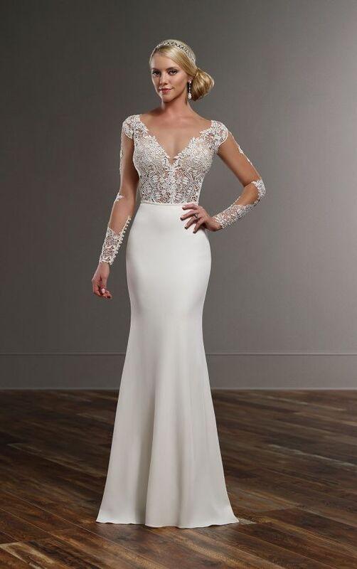 Свадебное платье напрокат Essense of Australia Платье свадебное Blake Sanja - фото 1