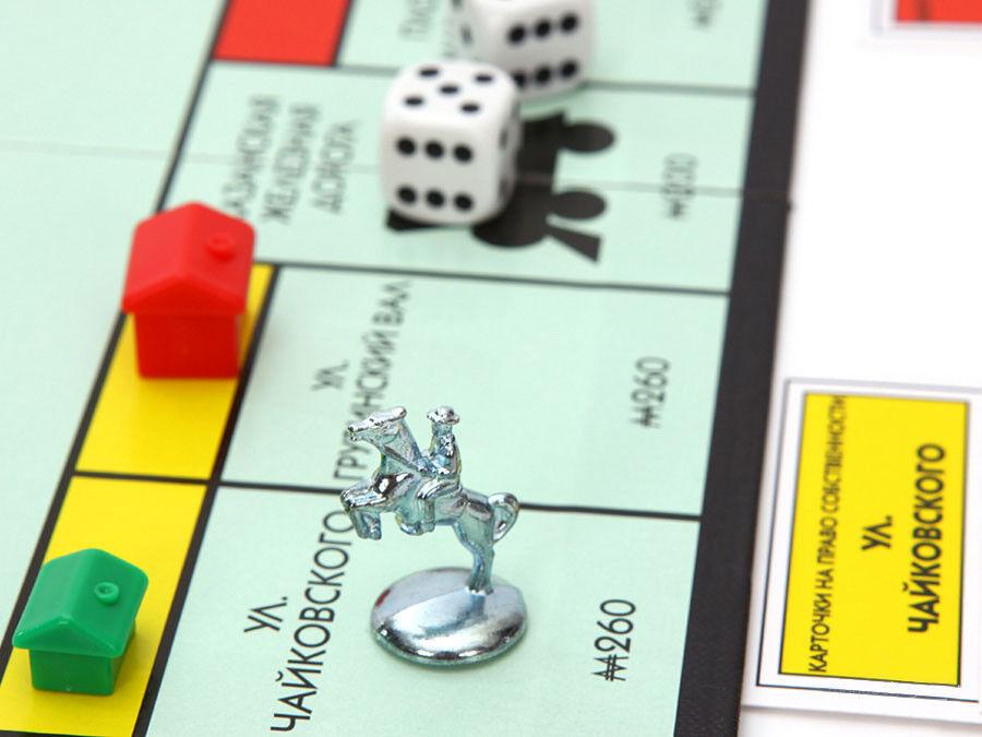 Магазин настольных игр Hasbro Настольная игра «Монополия» - фото 6