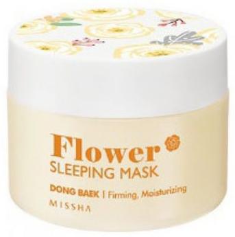 Уход за лицом Missha Маска ночная для лица Flower Sleeping Mask - фото 1
