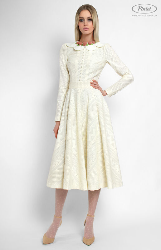 Платье женское Pintel™ Приталенное платье Angelique - фото 2