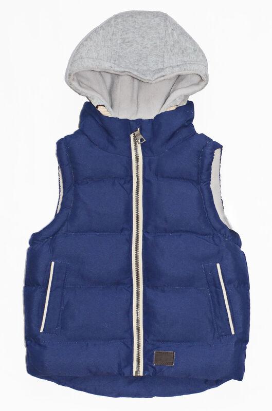 Верхняя одежда детская Rebel Жилет детский М3416 - фото 1