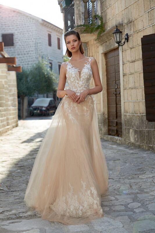 Свадебный салон Armonia Свадебное платье  Phoenix - фото 1