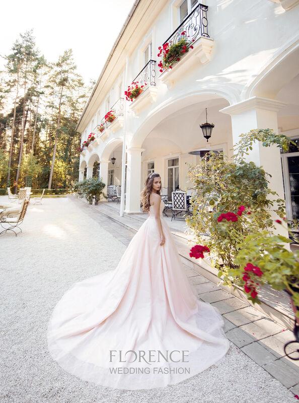Свадебное платье напрокат Sophia Tolli Платье свадебное 1717 Chianti (Кьянти) - фото 2