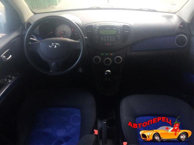 Прокат авто Hyundai i10 - фото 5