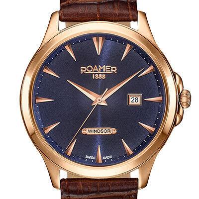 Часы Roamer Наручные часы 705856 49 45 07 - фото 1