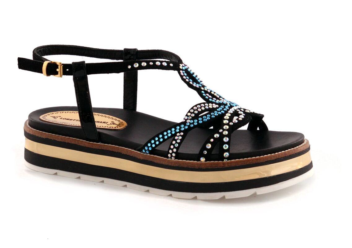Обувь женская L.Pettinari Босоножки женские 5348 - фото 2