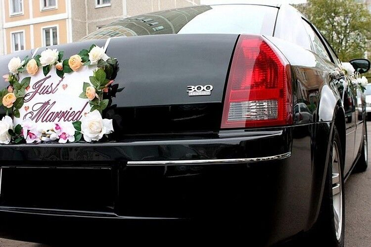 Прокат авто Chrysler 300C Black - фото 5