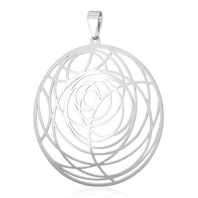 Ювелирный салон Jeweller Karat Подвеска серебряная арт. 2036216/9 - фото 1