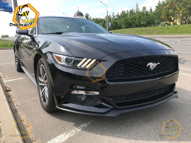 Прокат авто Ford Mustang 2015 г - фото 4