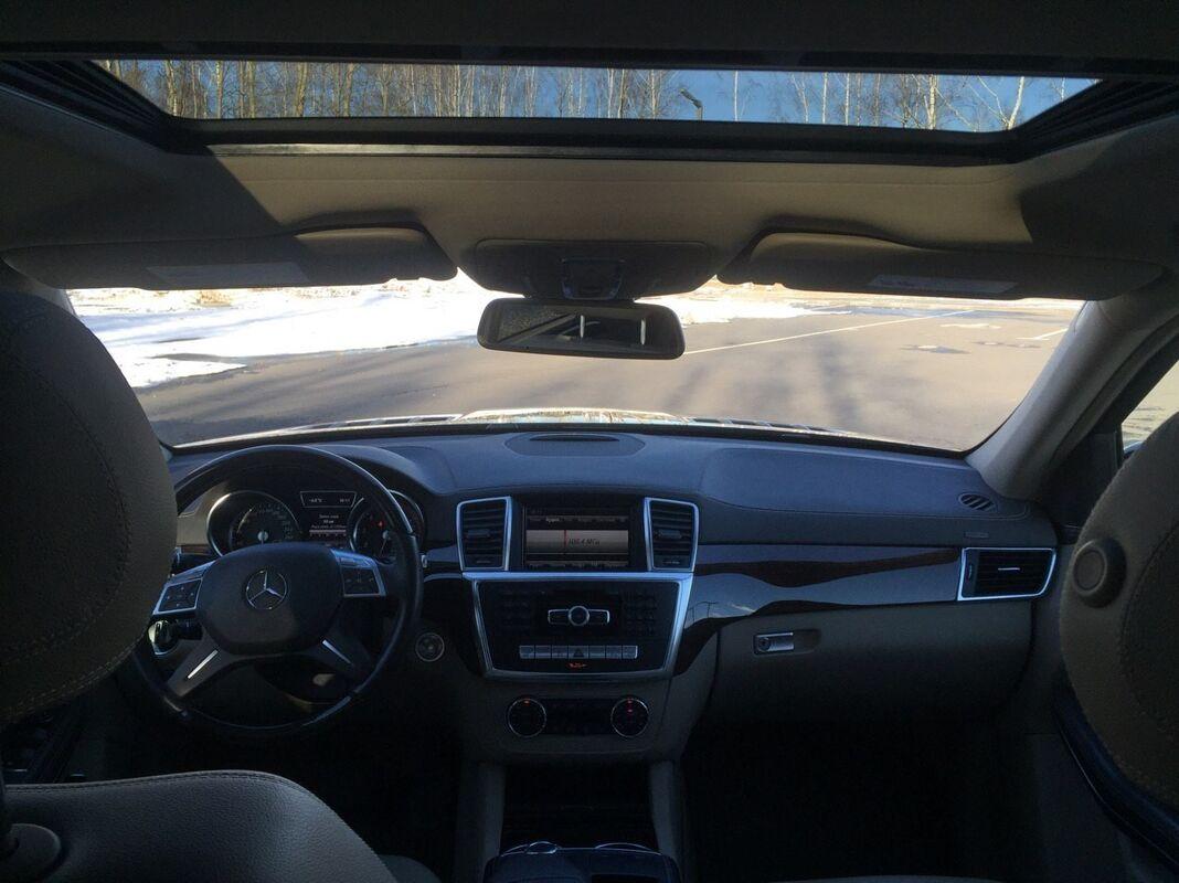 Прокат авто Mercedes-Benz GL 500 - фото 15