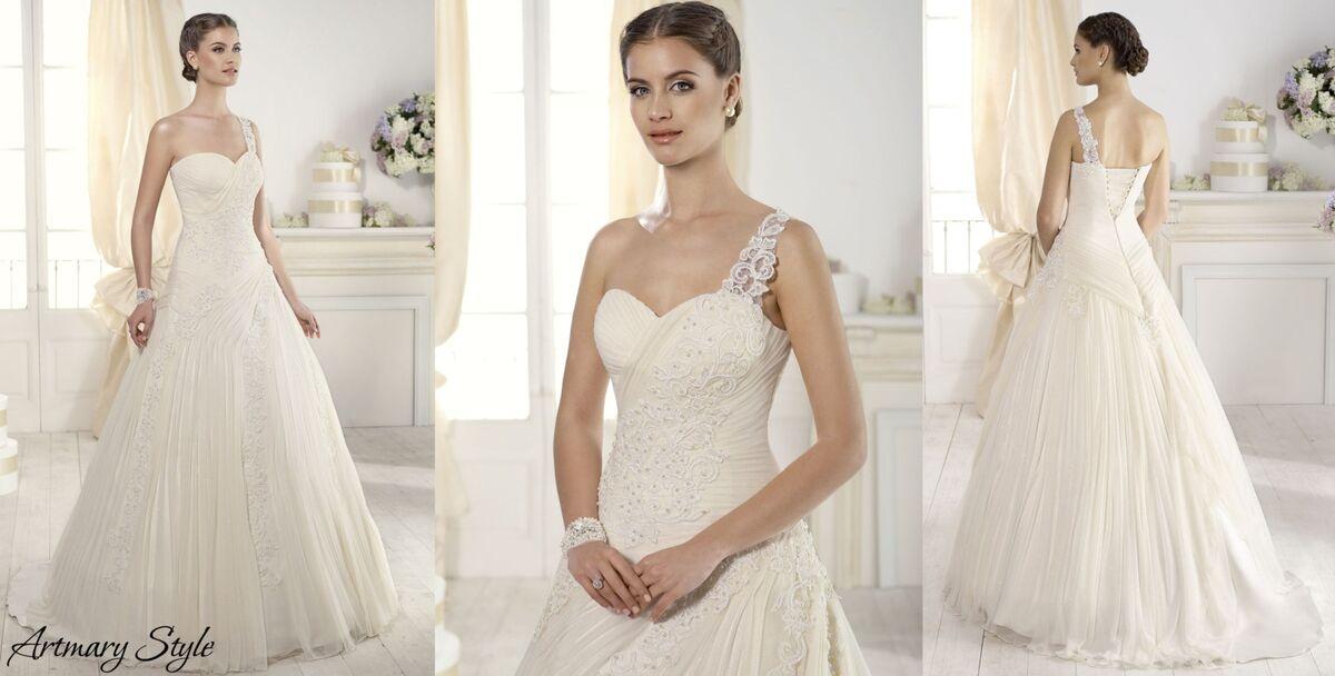 Свадебное платье напрокат Novia D'Art Свадебное платье Tiziana - фото 2