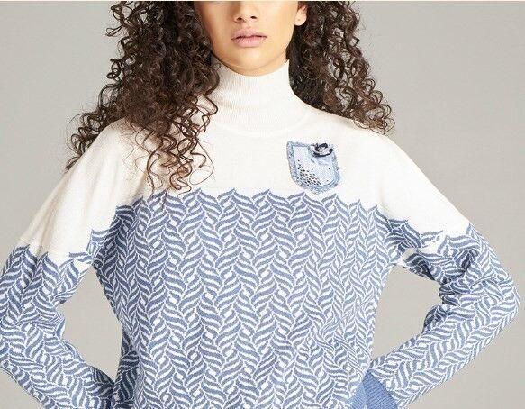 Кофта, блузка, футболка женская Mozart Свитер женский w20153 - фото 1