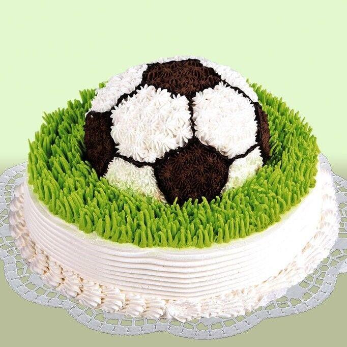 Торт Tortas Торт «Футбольный мяч» - фото 2