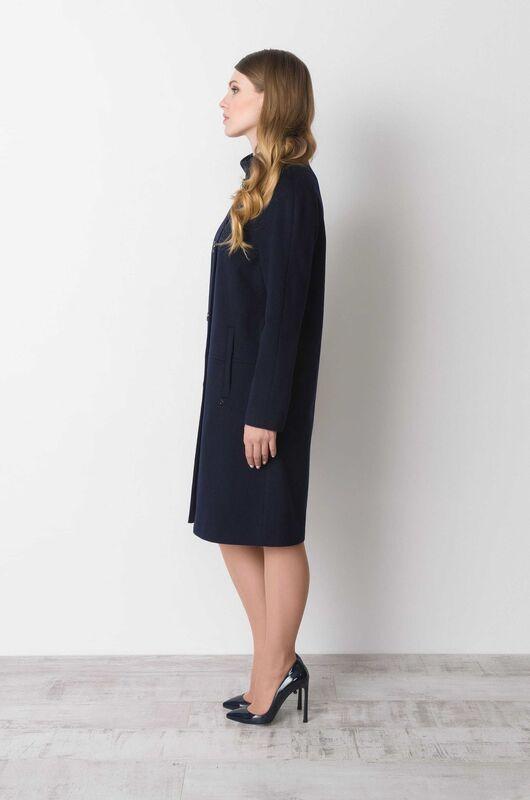 Верхняя одежда женская Elema Пальто женское демисезонное Т-6339 - фото 2