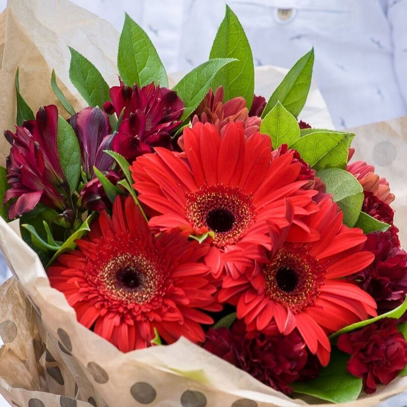 """Магазин цветов Долина цветов Букет  """"Для Вас"""" - фото 1"""