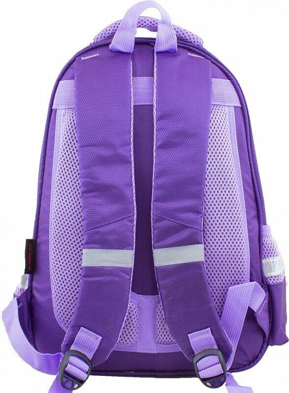 Магазин сумок Winner Рюкзак школьный фиолетовый 915 - фото 3