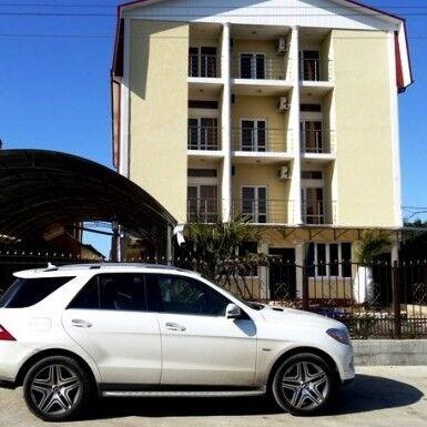 Туристическое агентство EcoTravel Пляжный отдых в Абхазии, Сухум, отель «Кристалл» - фото 1