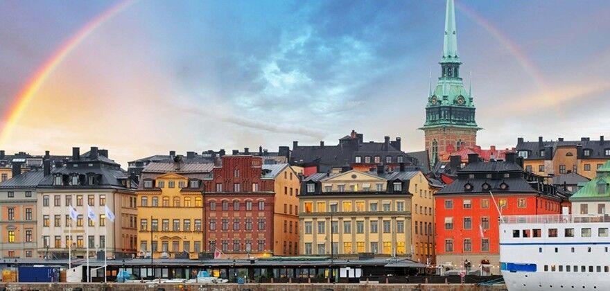 Туристическое агентство Яканата тур Экскурсионный круиз «Таллин – Стокгольм – Рига» - фото 1