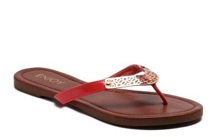 Обувь женская Enjoy Шлепанцы женские 09521126 - фото 1