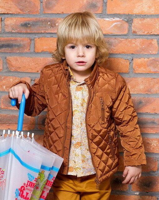 Верхняя одежда детская Джерри Джой Куртка для мальчика А012 - фото 1