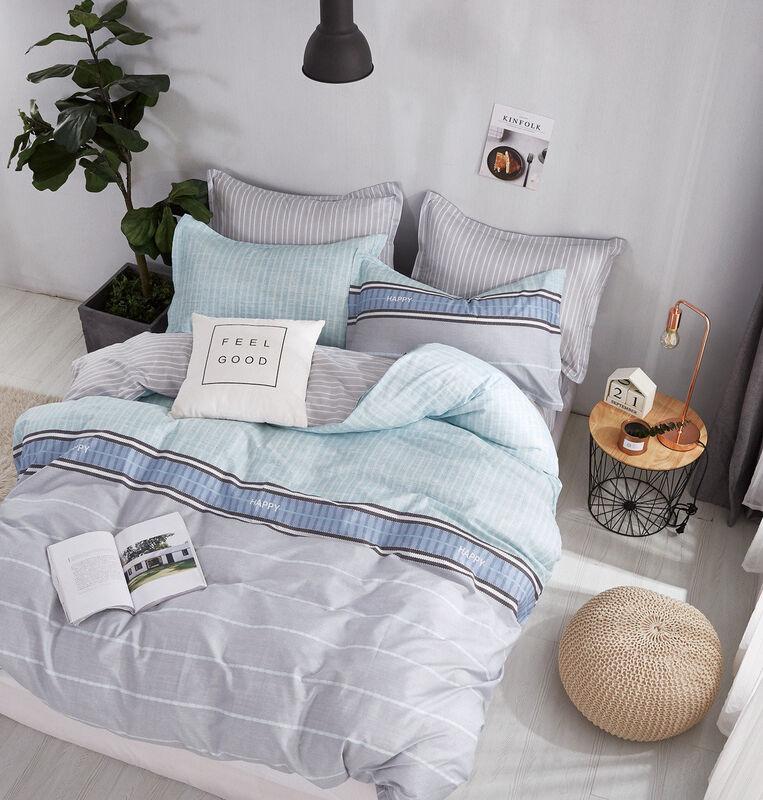 Подарок Tango Сатиновое постельное белье евро TPIG6-763 - фото 1