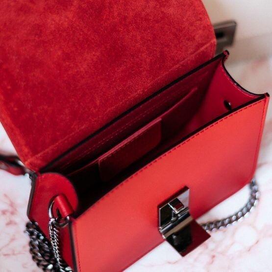 Магазин сумок Vezze Кожаная женская сумка C00487 - фото 5