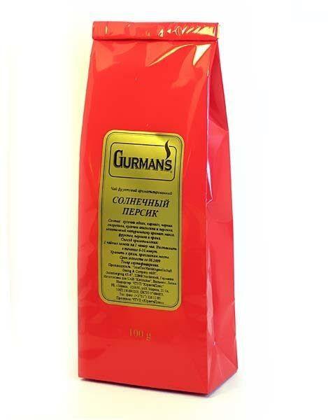 Подарок на Новый год Gurman's Чай фруктовый/травяной/ройбуш, 100 гр - фото 1