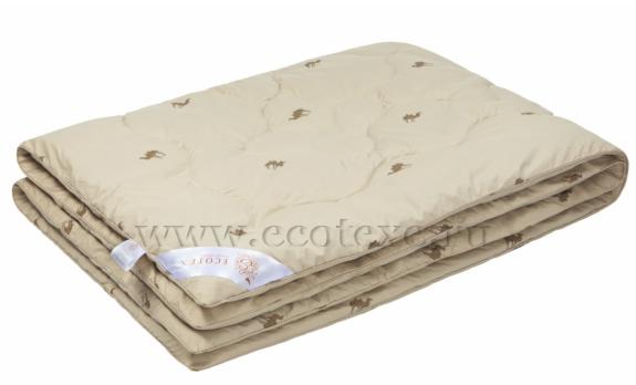 Подарок Ecotex Одеяло «Караван» из верблюжьей шерсти ОВТ1 - фото 1