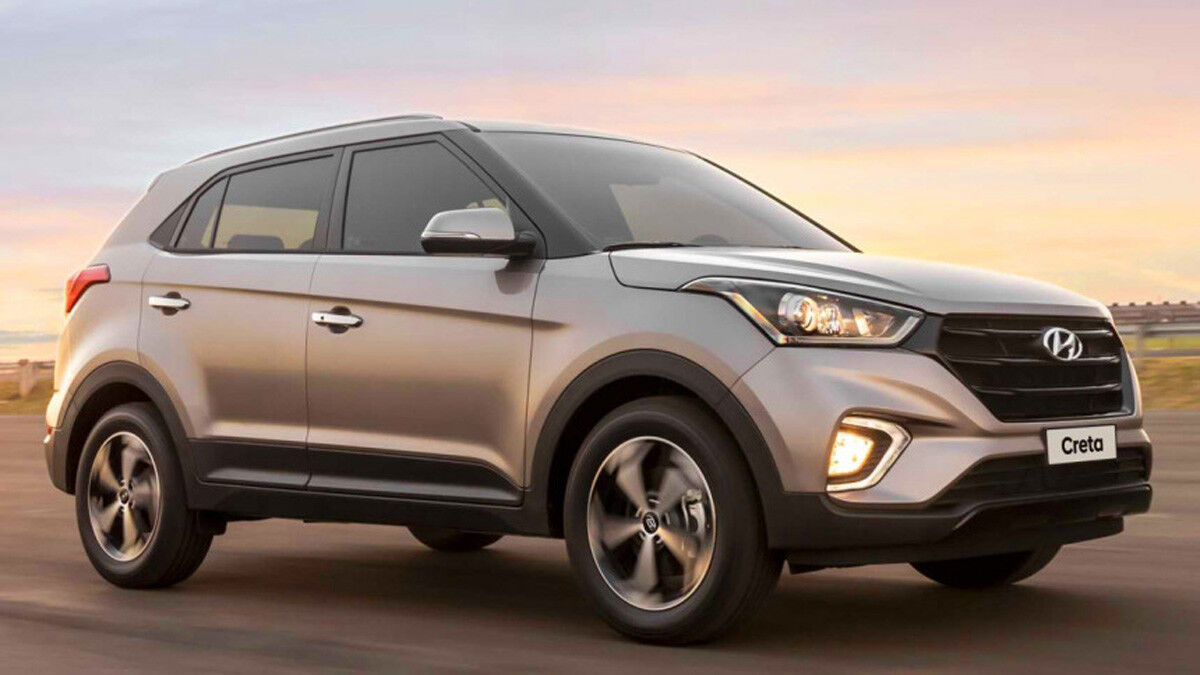 Прокат авто Hyundai Creta AT 2019 - фото 1