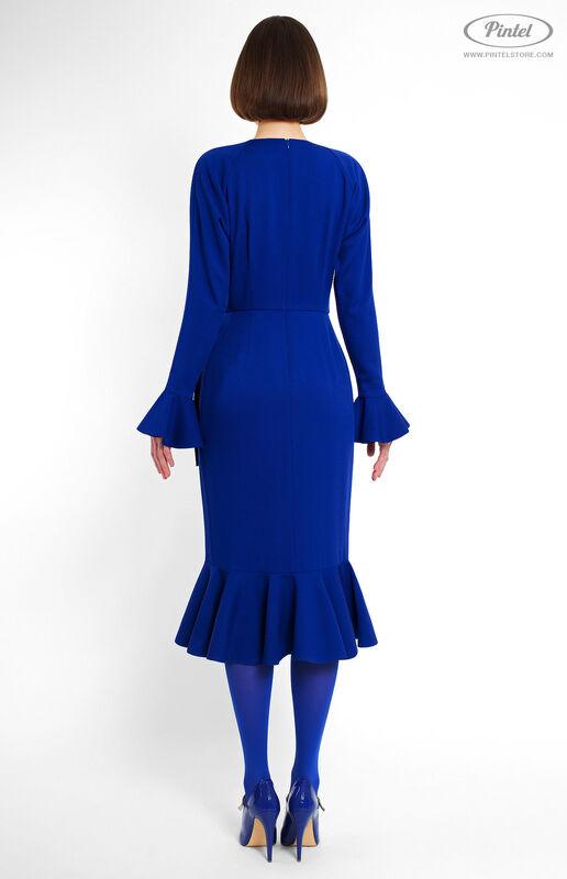 Платье женское Pintel™ Приталенное платье Estebaá - фото 2