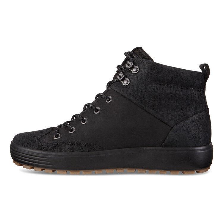 Обувь мужская ECCO Кеды высокие SOFT 7 TRED 450114/51052 - фото 2