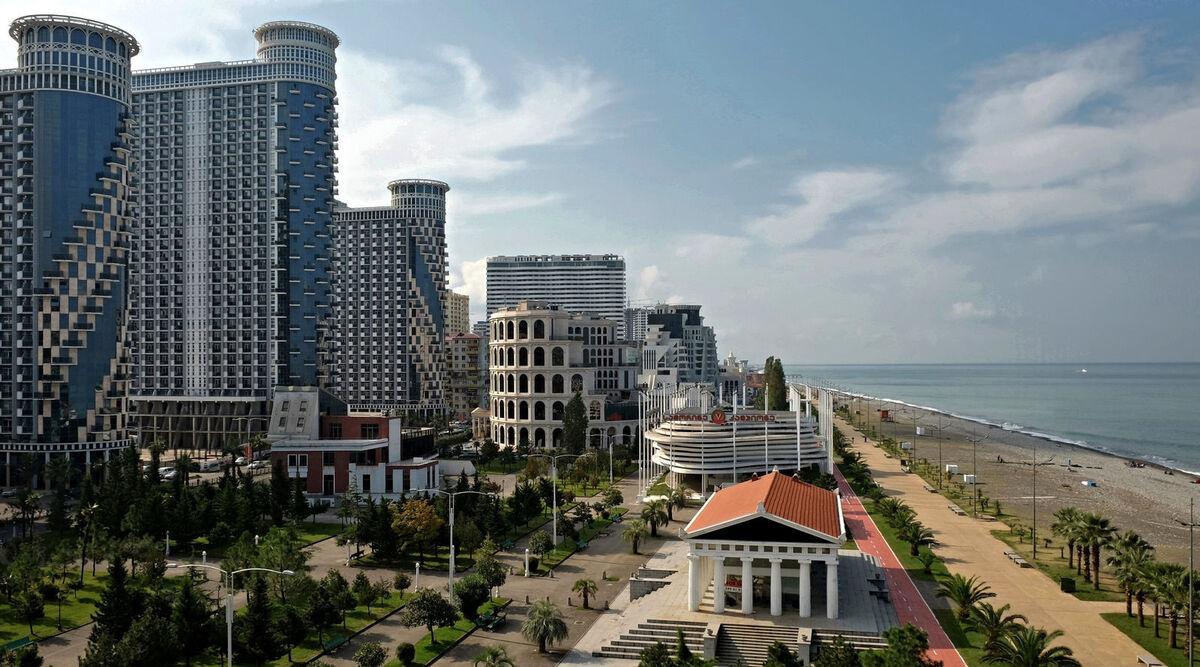 Туристическое агентство VIP TOURS Грузия из Минска PIAZZA FOUR COLOURS 4* - фото 1