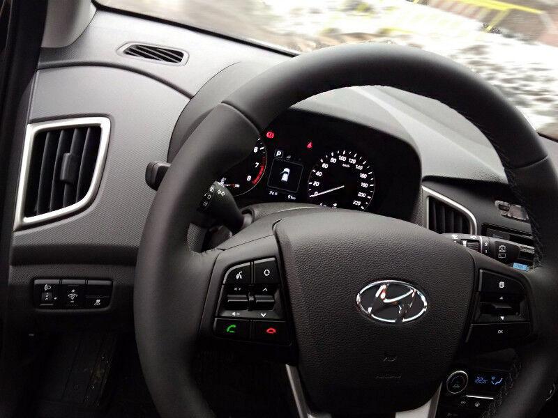 Прокат авто Hyundai Creta (2018 г.в, чёрный) - фото 7