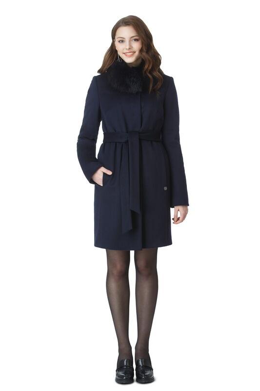 Верхняя одежда женская Elema Пальто женское зимнее Т-7195 - фото 1