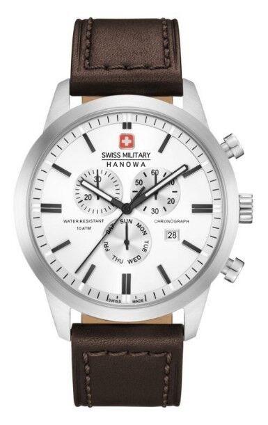 Часы Swiss Military Hanowa Наручные часы 06-4308.04.001 - фото 1