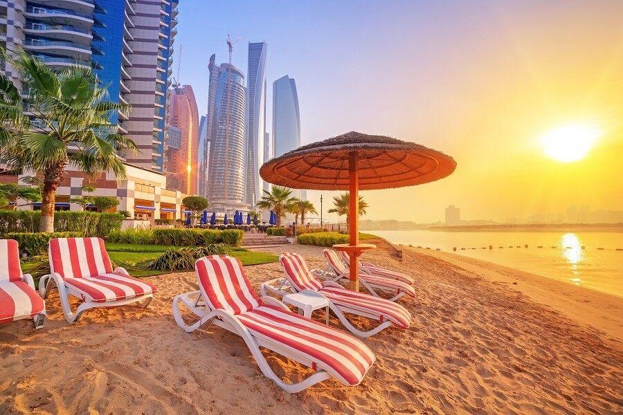 Туристическое агентство VIP TOURS теплый Дубай из Минска Aloft Dubai South 4 * - фото 2