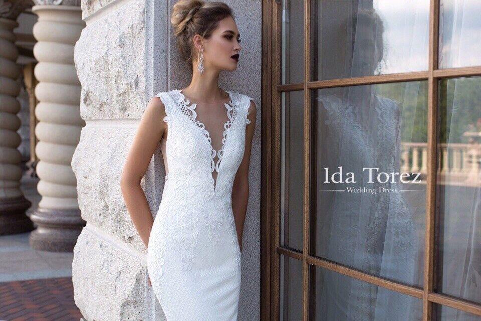 Свадебное платье напрокат Ida Torez Свадебное платье Judith - фото 4