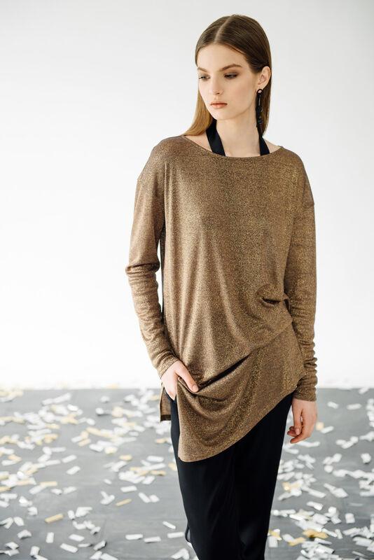 Кофта, блузка, футболка женская Burvin Блузка женская 6021 - фото 1