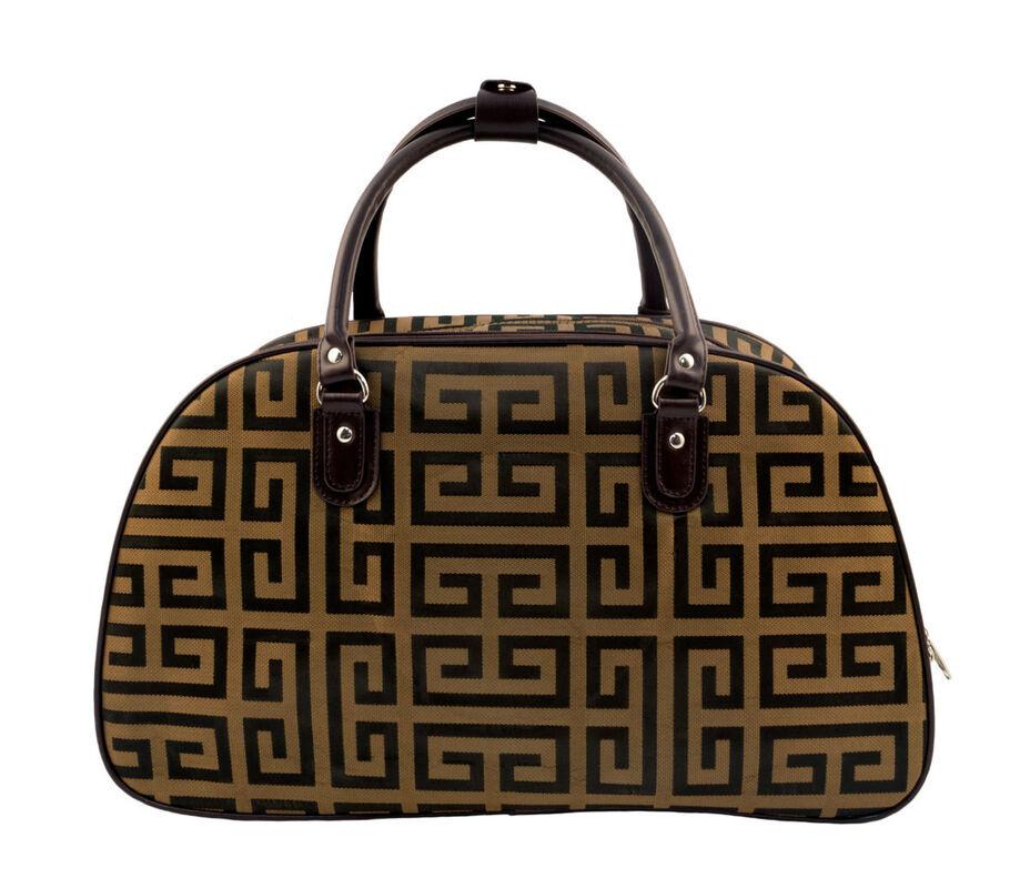 Магазин сумок Borgo Antico Женская дорожная сумка 301-2 - фото 2