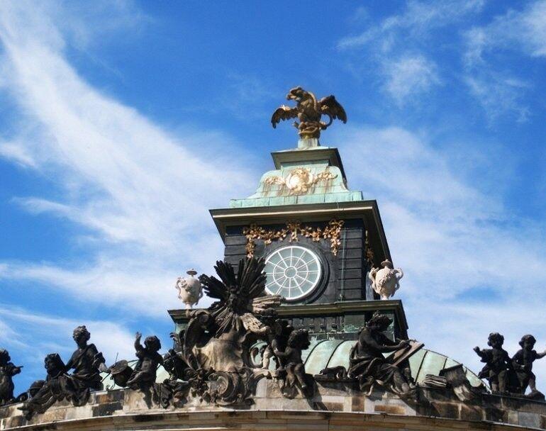 Туристическое агентство Голубой парус Автобусный экскурсионный тур «Берлин – Потсдам – Дрезден» - фото 2