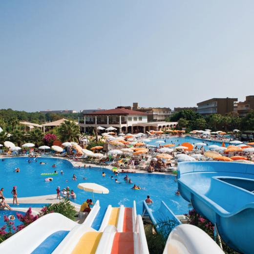 Туристическое агентство Клеопатра-тур Пляжный тур в Турцию, Сиде, Otium Eco Club Side 5* - фото 1