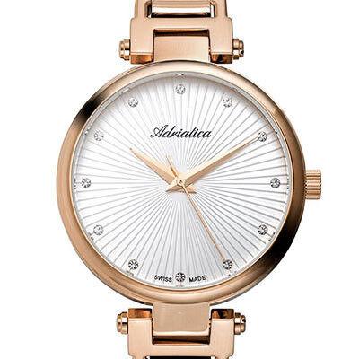 Часы Adriatica Наручные часы A3807.9143Q - фото 1