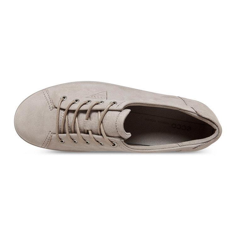 Обувь женская ECCO Кеды SOFT 2.0 206503/02459 - фото 6