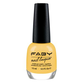 Декоративная косметика Faby Лак для ногтей LCM 018 - фото 1