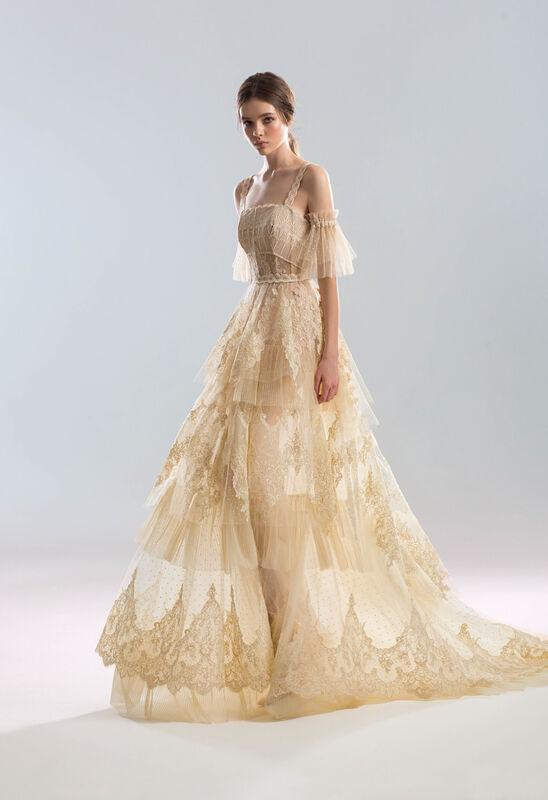 Свадебный салон Papilio Свадебное платье «Сахара» - фото 1