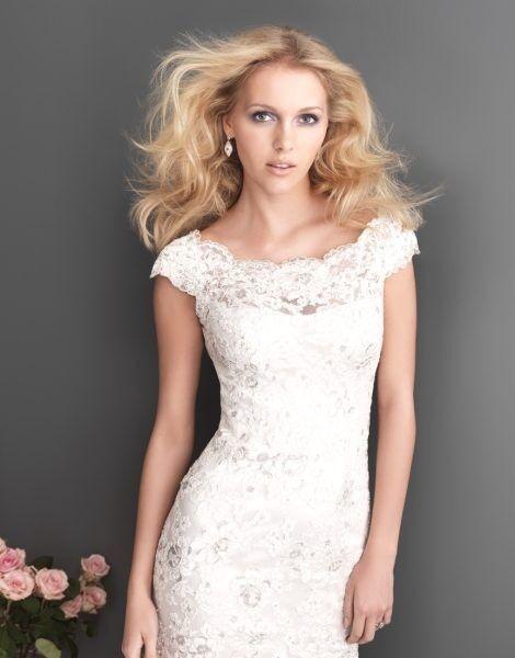 Свадебное платье напрокат Allure Bridals Платье свадебное 2610 - фото 3
