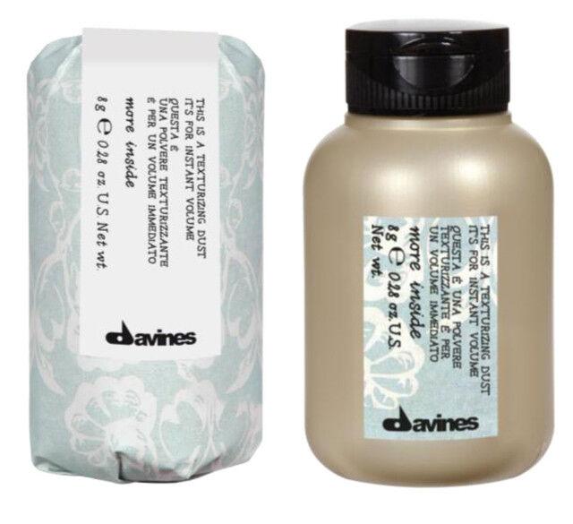 Уход за волосами Davines Пудра-текстуризатор для мгновенного объема волос This Is A Texturiying Dust, It's For Instant Volume - фото 1