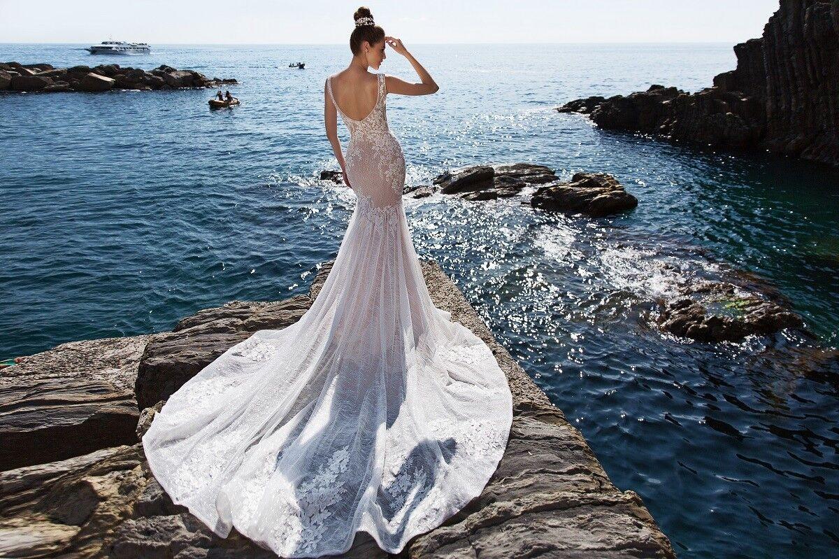 """Свадебное платье напрокат ALIZA свадебное платье """"Fillippina"""" - фото 4"""