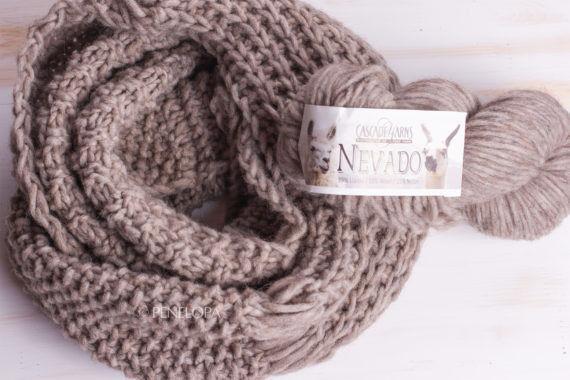 Шарф и платок PENELOPA Снуд «Nevado» M69 - фото 1
